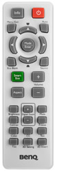 Benq Projector Remote
