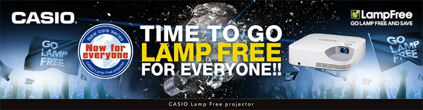 Casio Projector Lamp Free