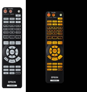 EH-TW6100 Remote