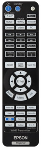 EH-TW8100 Remote