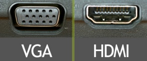 VGA HDMI Connection