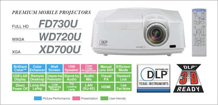 mitsubishi xd700u projector at just projectors rh justprojectors com au Mobile Phone Projector Manual Manual Projector Screen