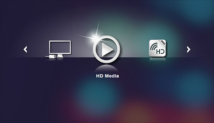ML1050ST Media Player