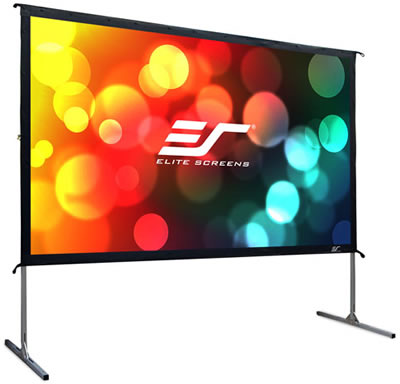 Elite Screens Outdoor Screen