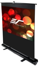 Elite Screens Pull Up Projector screen
