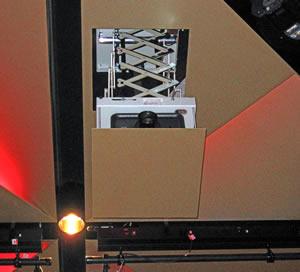 Motorised Projector Lift Lp Morgan Resi Lift At Just