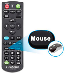 Projector Mouse Control